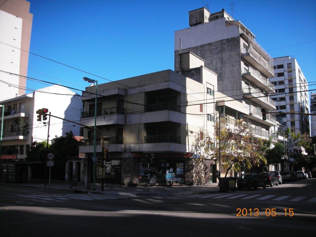 Vista del edificio desde enfrente