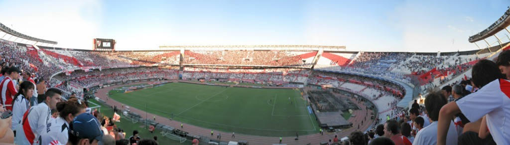 Estadio River Plate, Nuñez