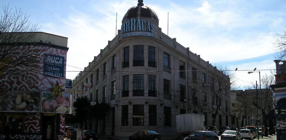 Antigüa fábrica de textil Piccaluga, hoy un lujoso loft